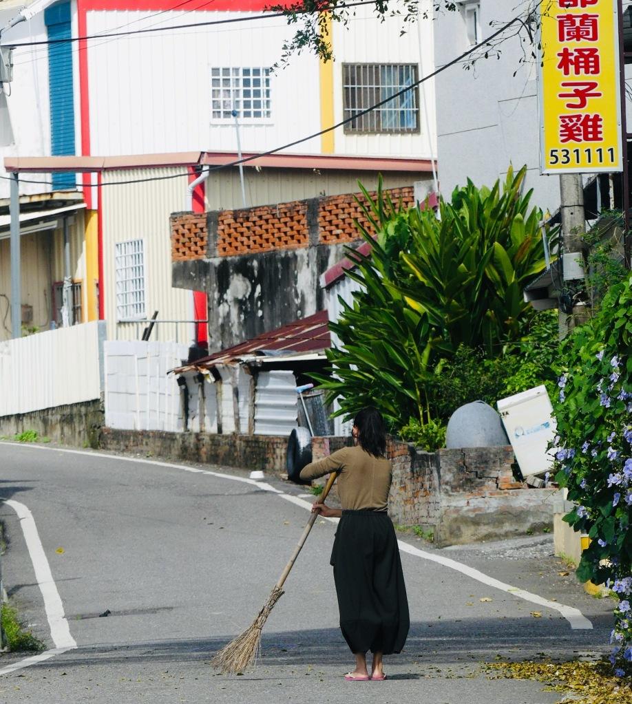 our homestay neighbourhood
