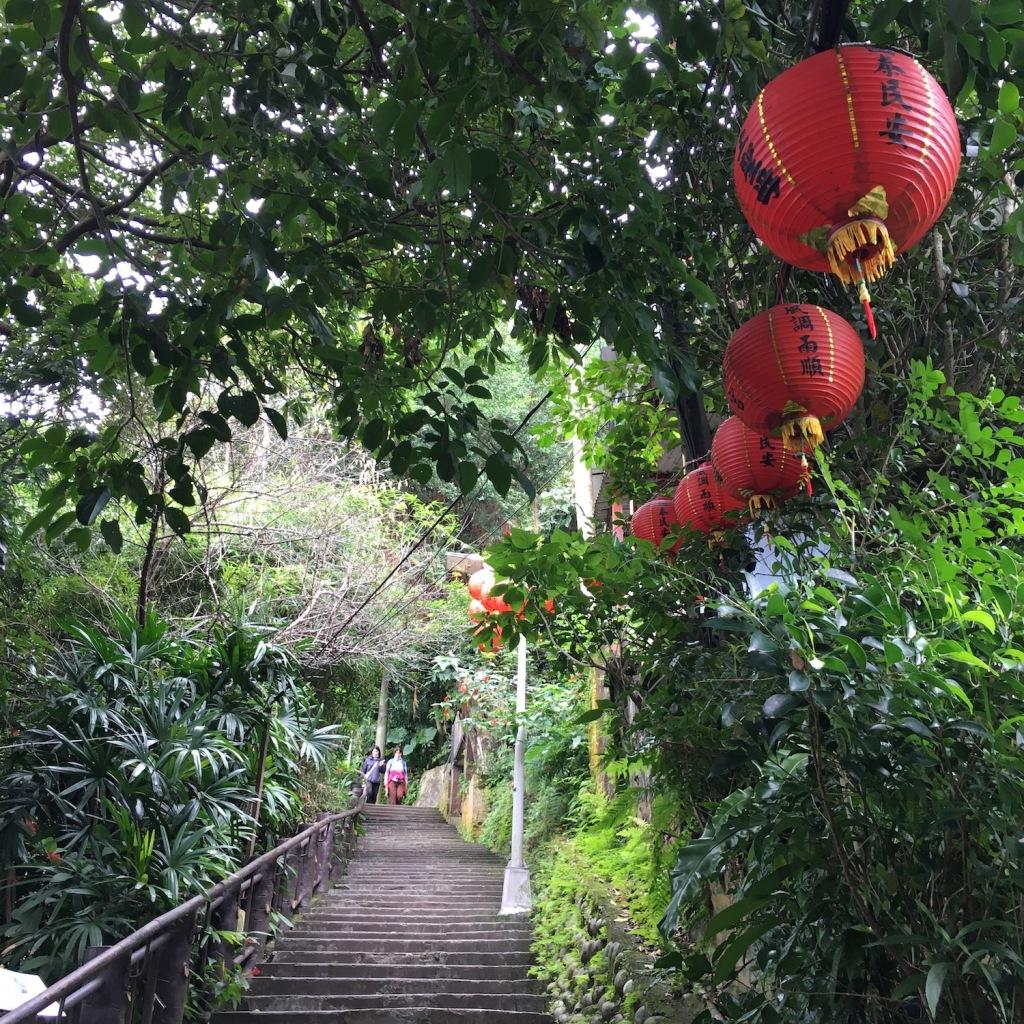 Xianjiang - temple